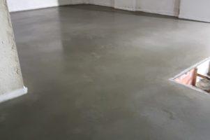 Leštěná betonová podlaha -Tišnov