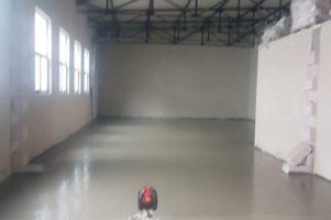 Drátkobetonová podlaha 400 m2 – Brno
