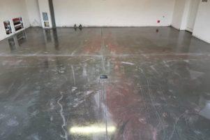 Drátkobetonová podlaha – Bystřice nad Pernštejnem