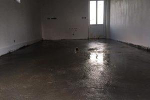 Betonová podlaha – Prostějov