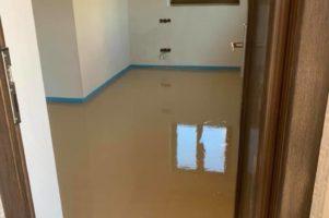 Anhydritová podlaha – Bobrová