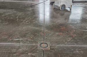 Drátkobetonová podlaha – Letovice