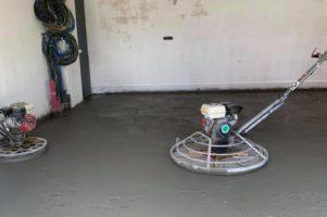 Leštěná betonová podlaha – Prostějov