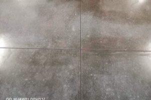 Drátkobetonová podlaha – Čáslav